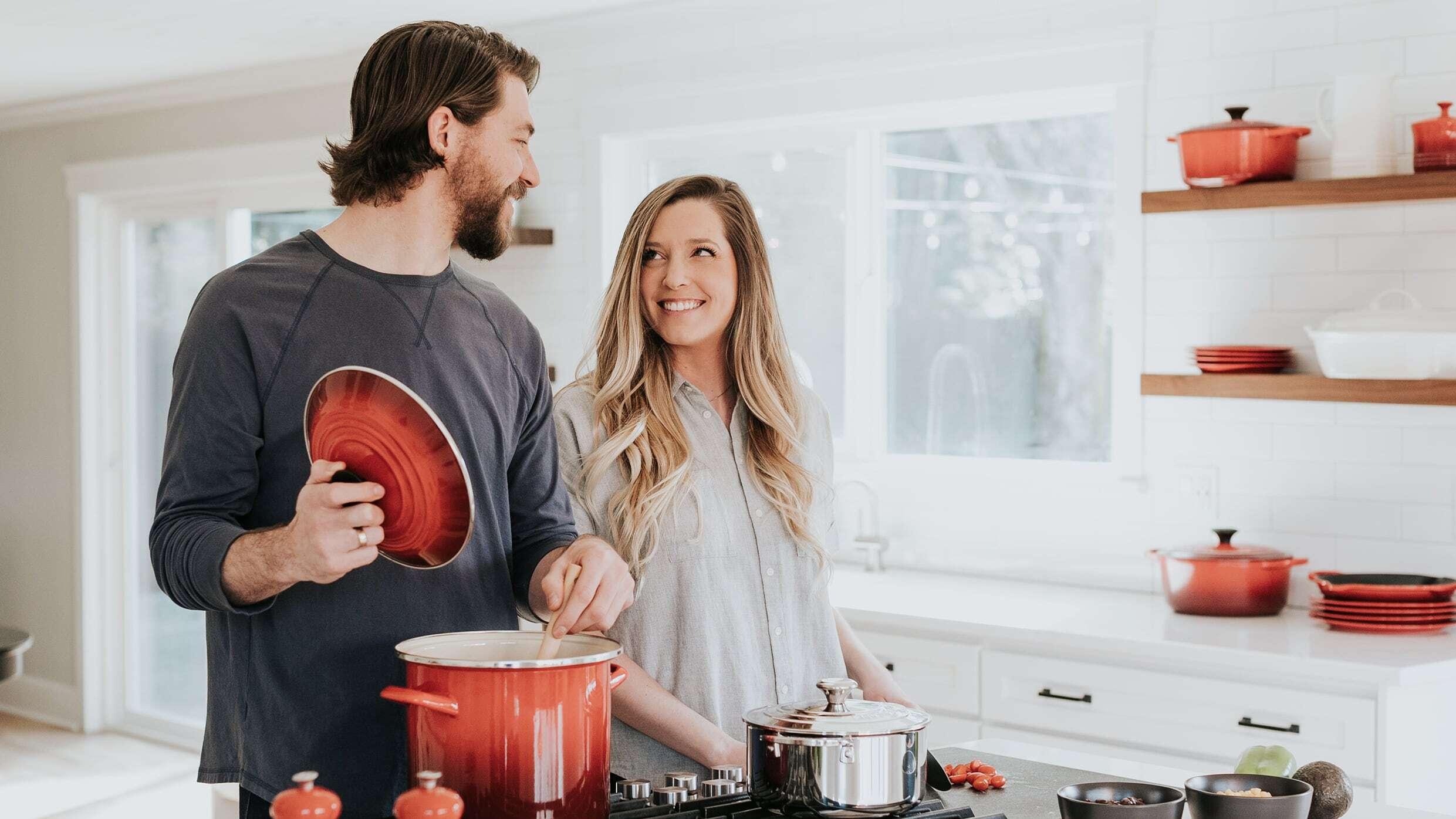 Ben's Original Website Couple Cooks