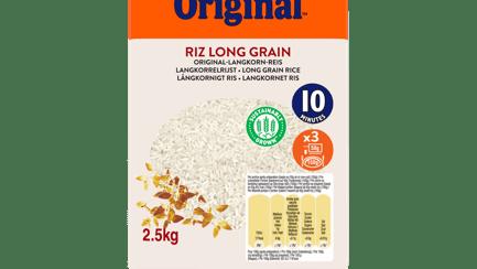 Ben's Original Riz long grain tradition 10 kg