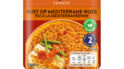 Riz Express à la Méditerranéenne Ben's Original™