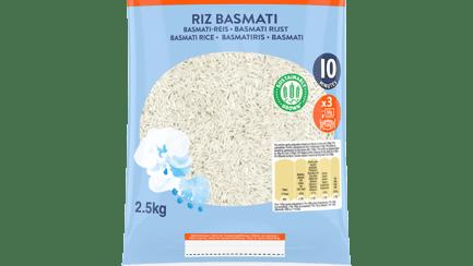 Ben's Original Riz basmati 2,5 kg