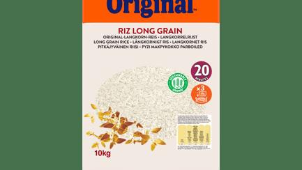 Ben's Original Riz long grain cuisson rapide 2,5 kg