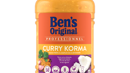 Ben's Original Sauce Curry Korma