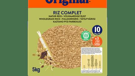 Ben's Original Riz complet 5kg